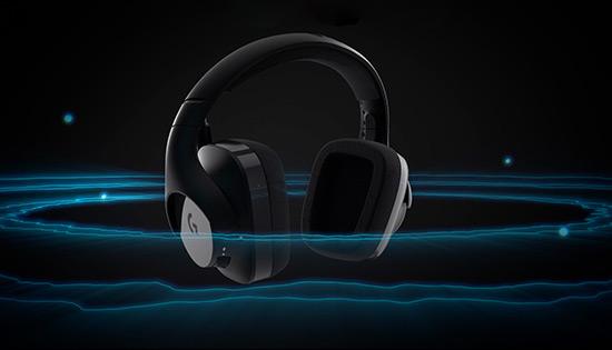Logitech G533 Gaming-Headset im Test