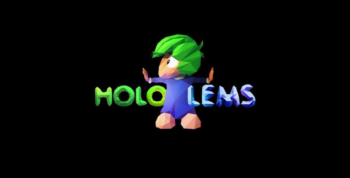 HoloLems: Jetzt kommen die Lemmings ins Wohnzimmer