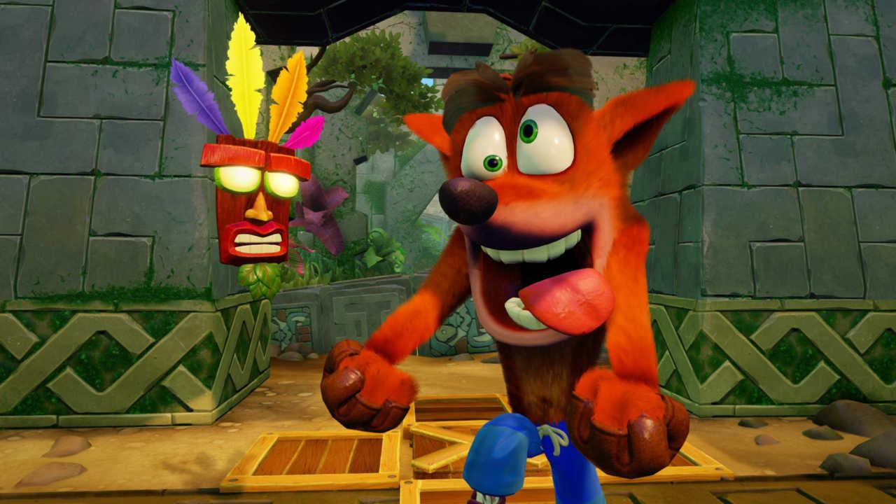 Crash Bandicoot N.Sane Trilogy: Der Nasenbeutler im Grafikvergleich