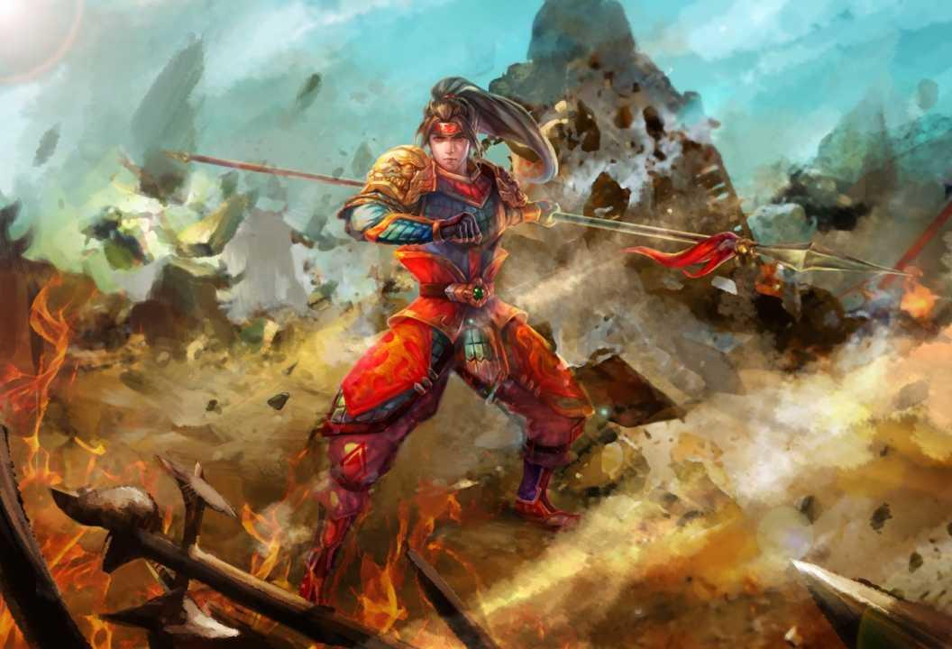 Knights of Valour jetzt für PlayStation 4 erhältlich