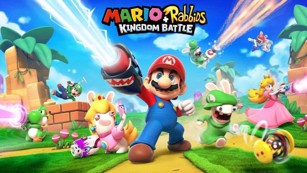 Mario + Rabbids Kingdom Battle: Ubisoft zeigt neues Material