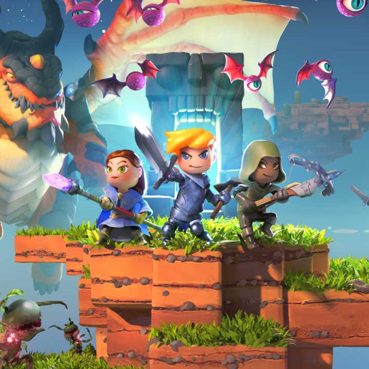 Portal Knights – Auf der Suche nach den Portalsteinen