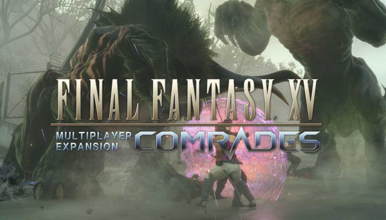 Final Fantasy XV: Testphase des Multiplayer Add-Ons