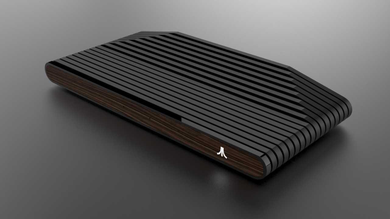 Atari Box: Erste Bilder und Infos