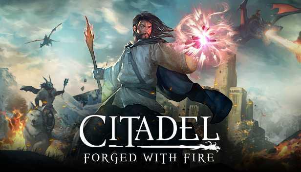 Citadel – Forged with Fire: Launch-Trailer zum Sandbox MMORPG