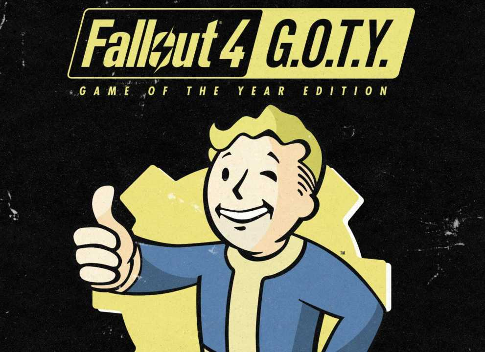 Fallout 4: Game of the Year Edition angekündigt