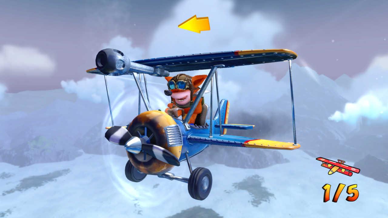 Crash Bandicoot: N. Sane Trilogy – Crash mit der Vergangenheit