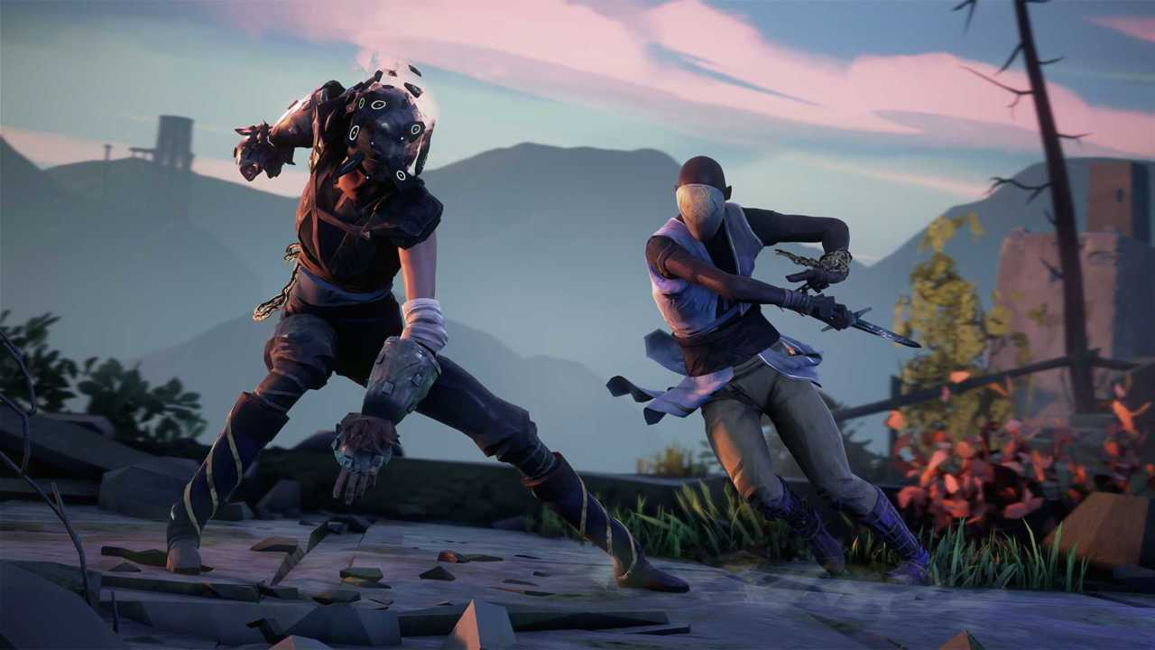 Absolver – Everybody was Kung-Fu-Fighting