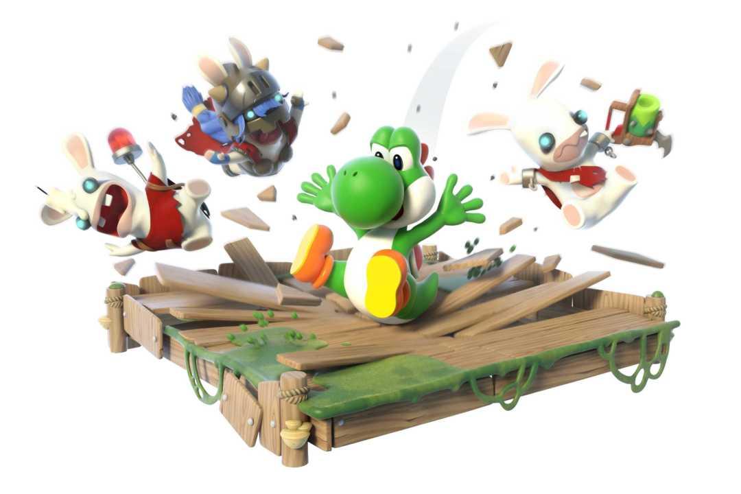 Mario + Rabbids – Kingdom Battle im Test – Schon mal nen Klempner mit Knarre gesehen?