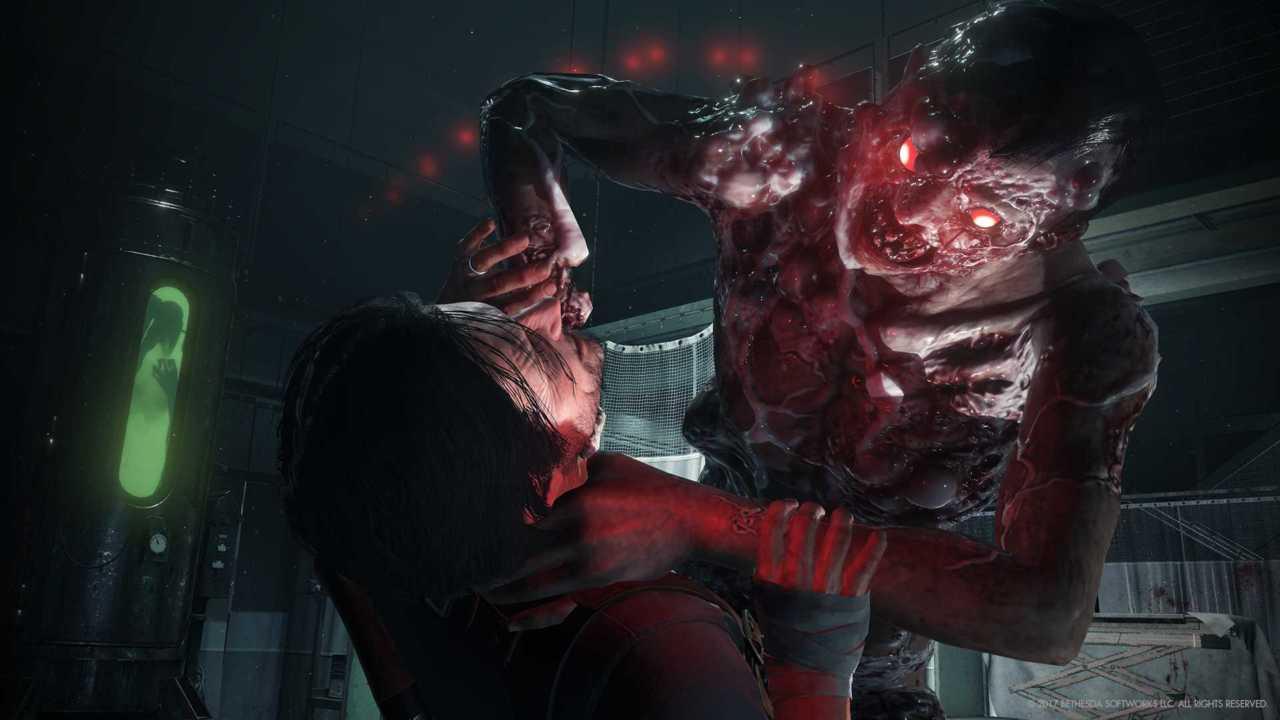 The Evil Within 2, Doom VFR und Co.: Die Bethesda Herbstkracher