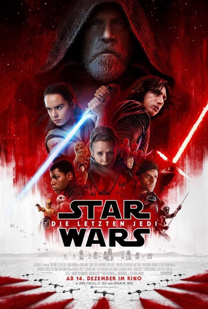 Star Wars VIII: Die letzten Jedi – Unverhofft, Unvollkommen und genau das Richtige – Filmkritik