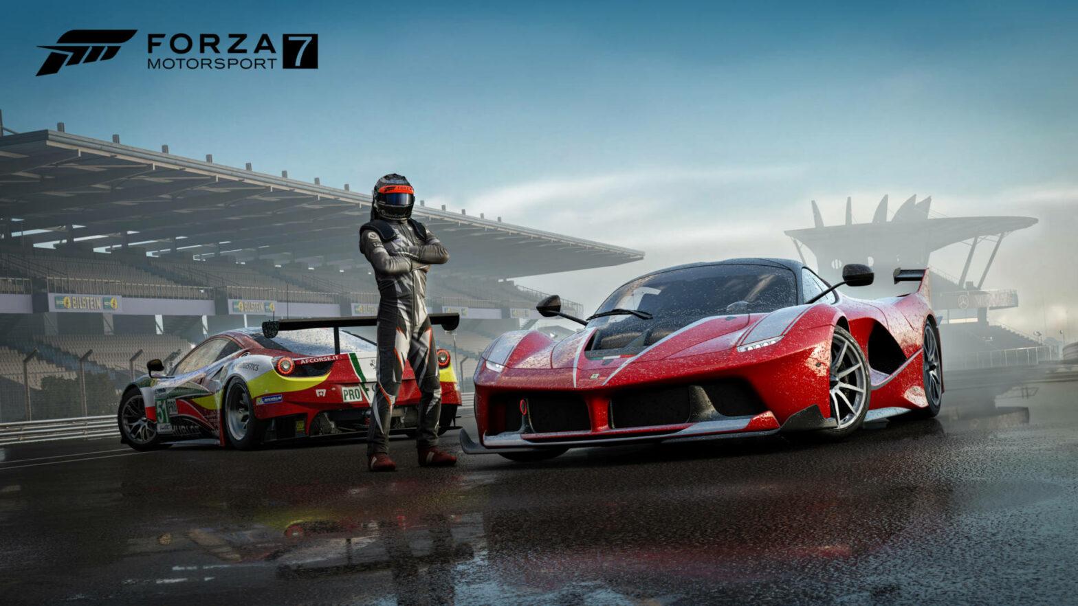 Forza Motorsport 7 im Test – Auf eine letzte Runde…