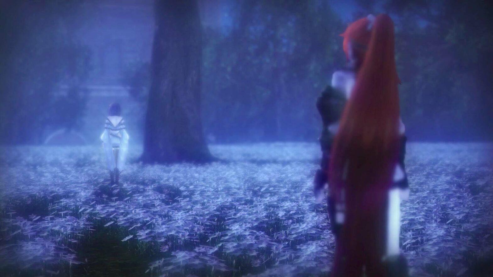 Nights of Azure 2: Bride of the New Moon im Test – Der Dämon in mir!
