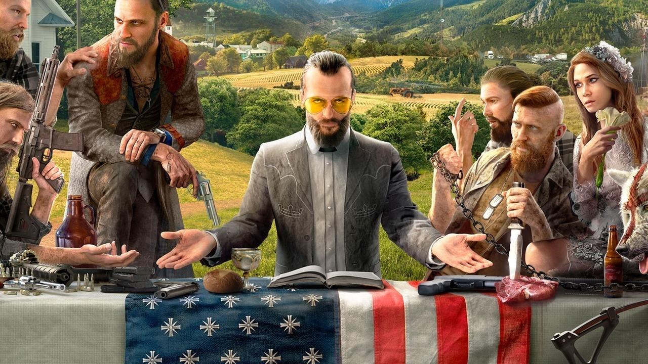 Far Cry 5 – Deluxe Edition ab 27. März 2018