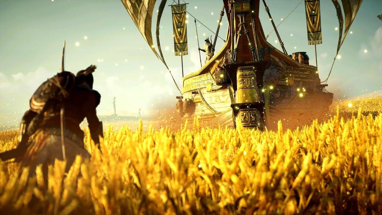 """Assassins Creed Origins """"Fluch der Pharaonen"""" – Release Datum"""