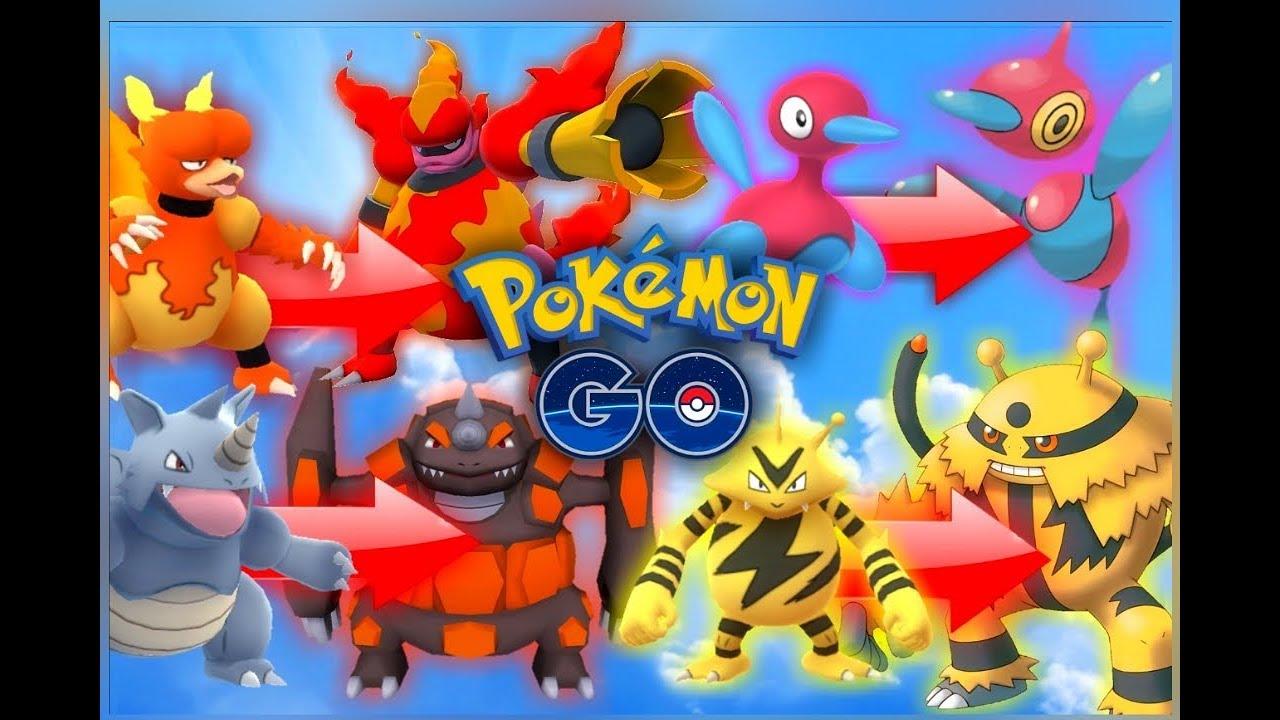 Pokémon Go – 4. Generation
