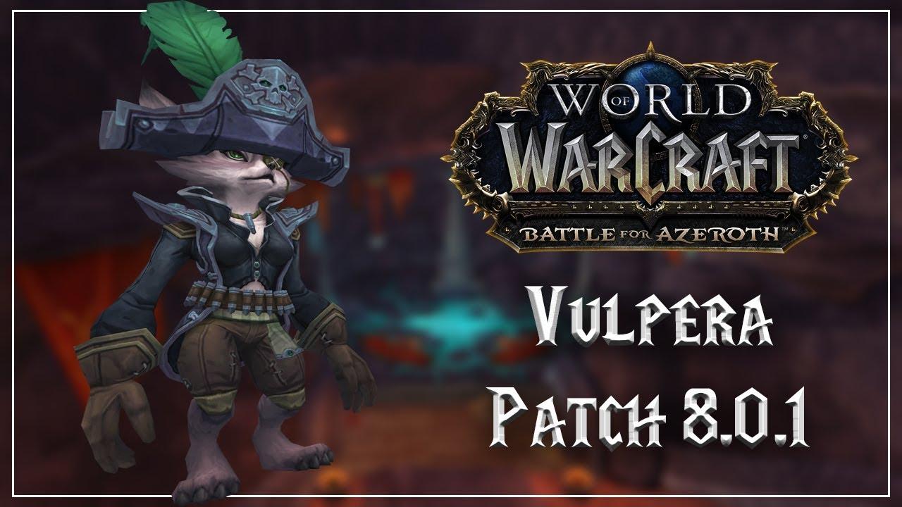 World of Warcraft – Hinweise auf Vulpera als Verbündetes Volk verdichten sich