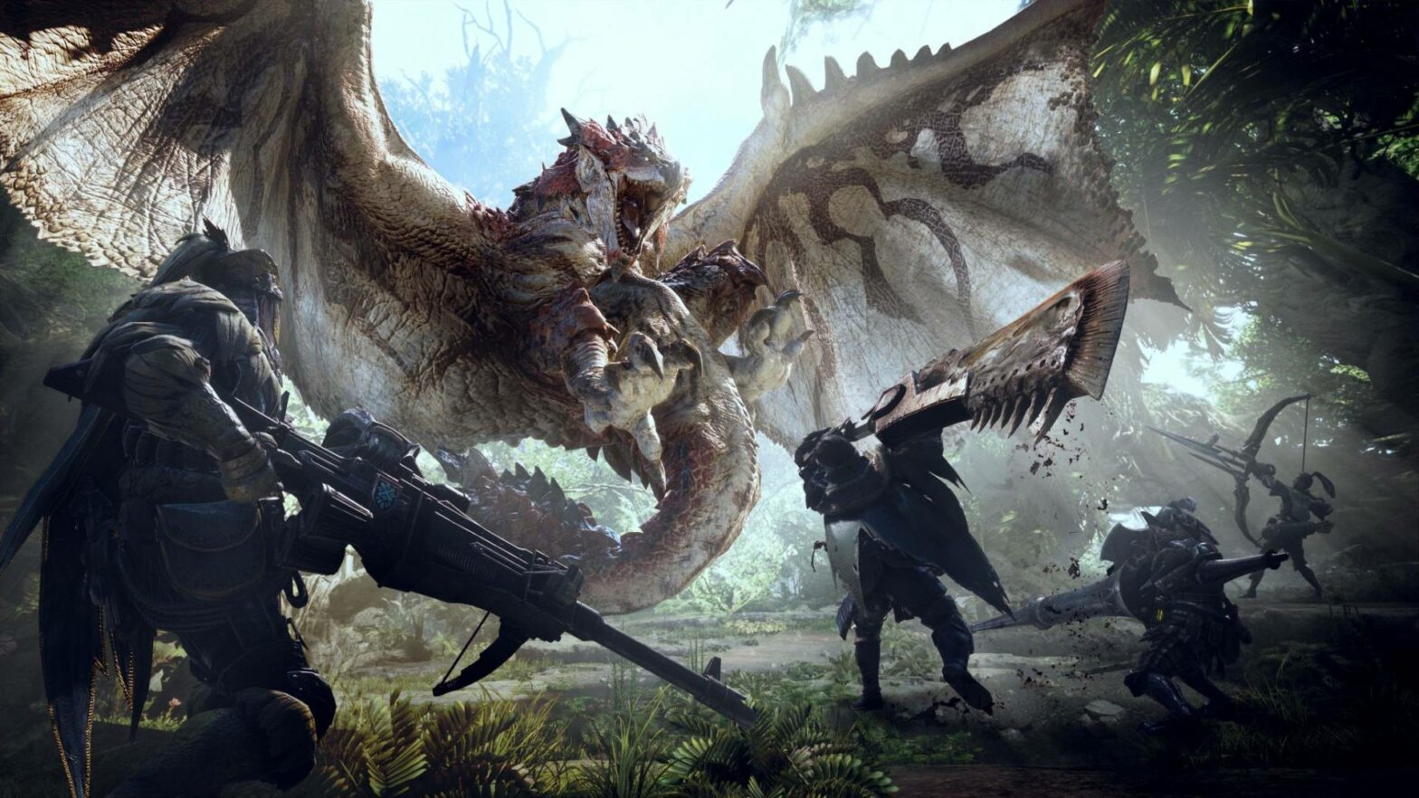Monster Hunter World im Test – What you see is what you get!