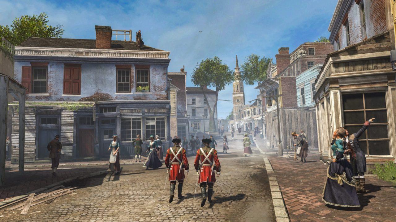 Assassin's Creed Rogue Remastered erscheint heute
