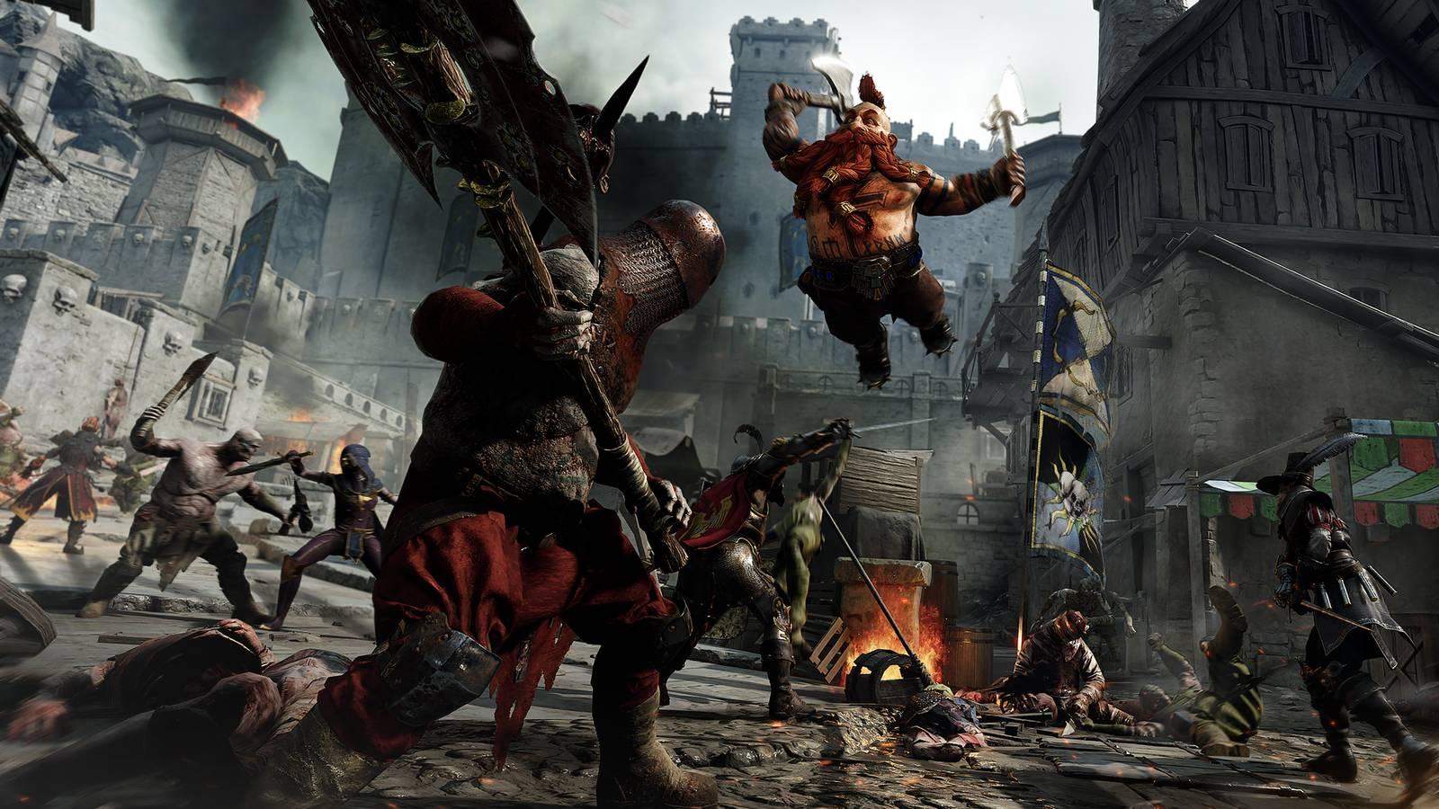 Warhammer Vermintide 2 verkauft sich 500 000 mal in nur einer Woche