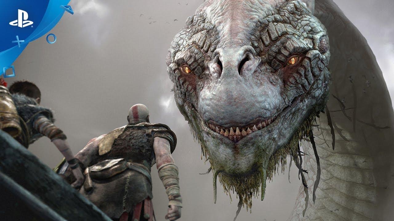 God of War 4 – Zusammenfassung