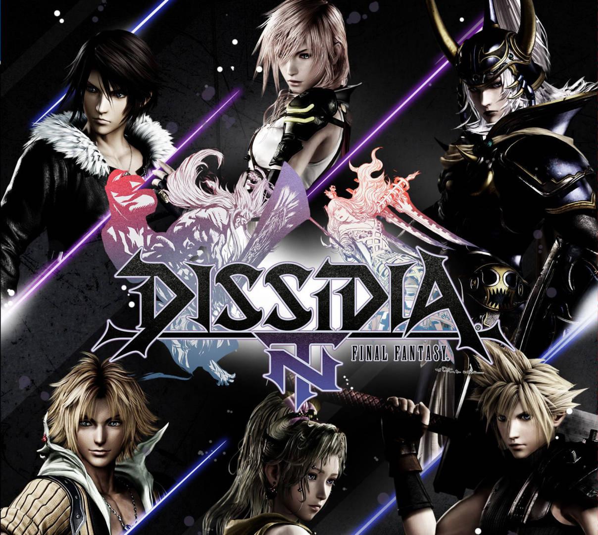 Dissidia Final Fantasy NT im Test