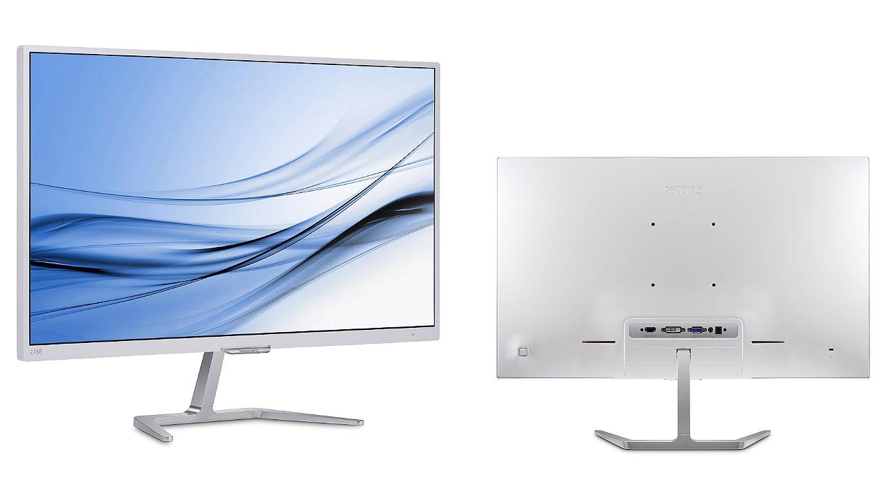 Der Philips E-line 246E7QDSW – Guter Monitor für kleines Geld?