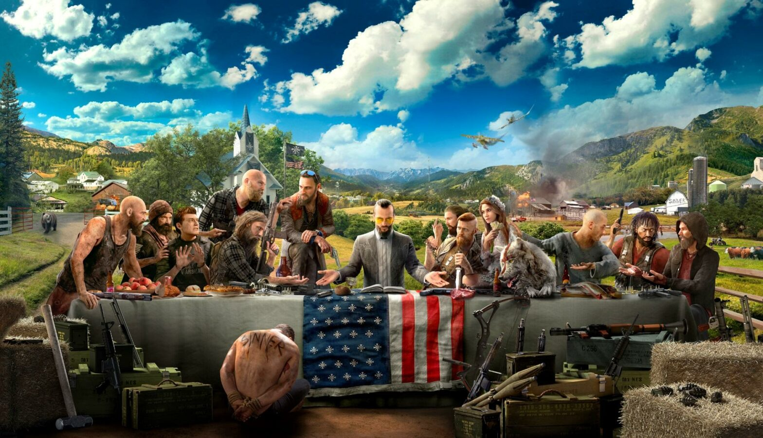 Far Cry 5 im Test: Schießbude in Outlaw Country