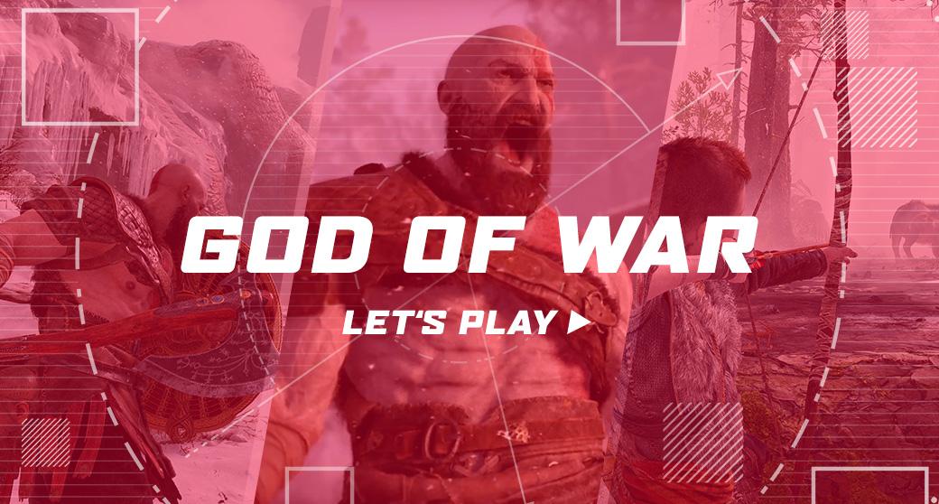 God of War 4 – Let's Play