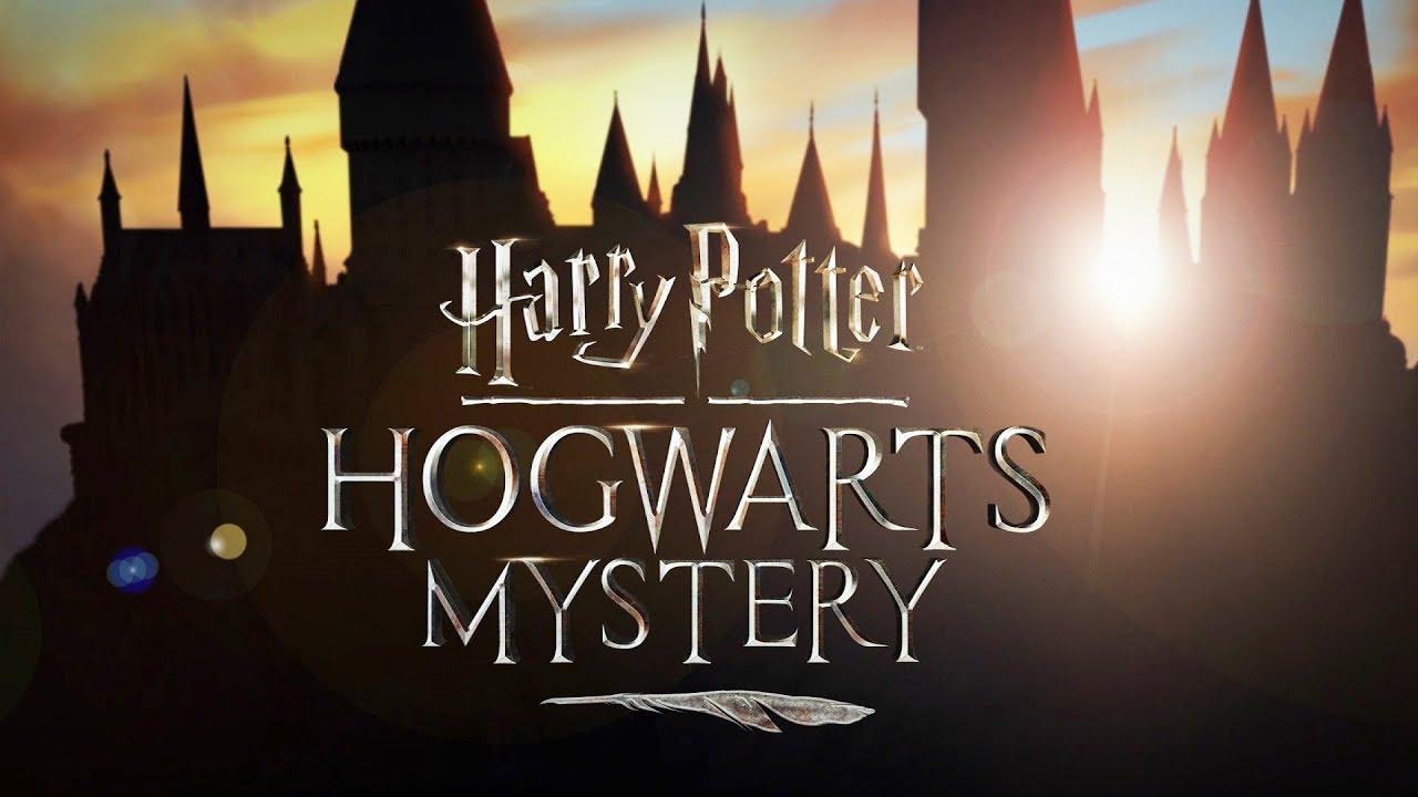 Harry Potter: Hogwarts Mystery ab heute auf iOS und Android