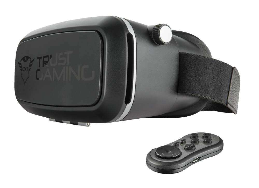 Smartphone VR Headset- TRUST GXT720 im Test