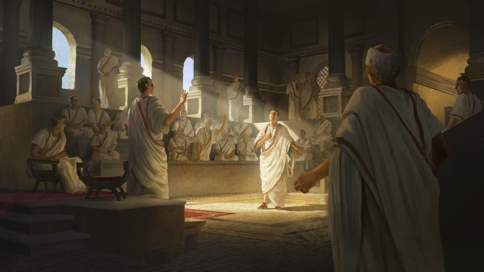 Imperator: Rome – Paradox kündigt neuen Grand Strategy Titel an!