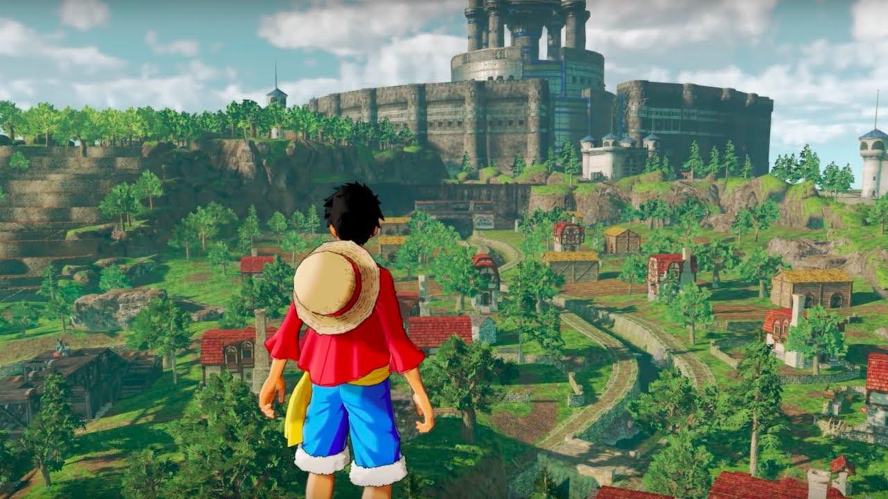 Neuer Trailer zu One Piece: World Seeker
