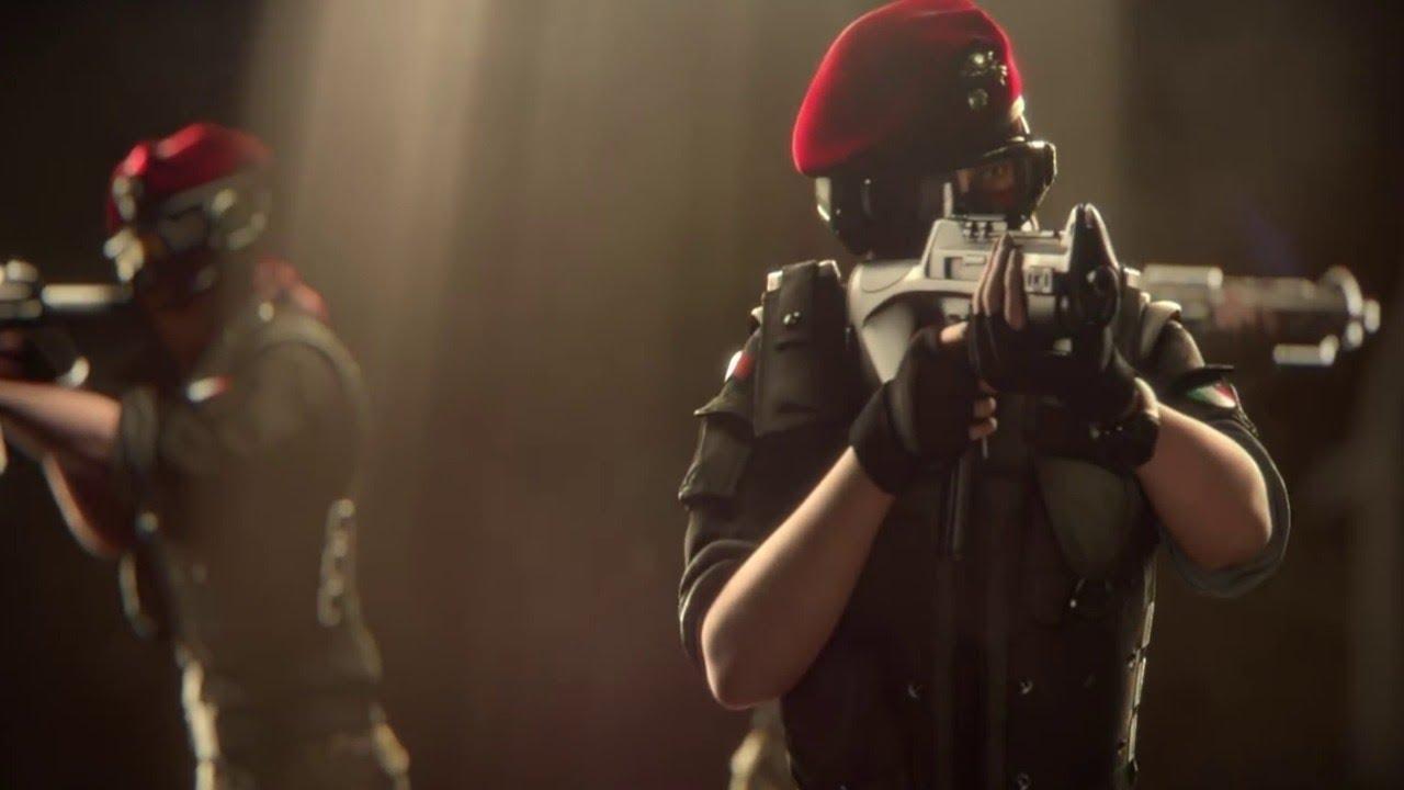 Tom Clancy's Rainbow Six Siege enthüllt Operation Para Bellum