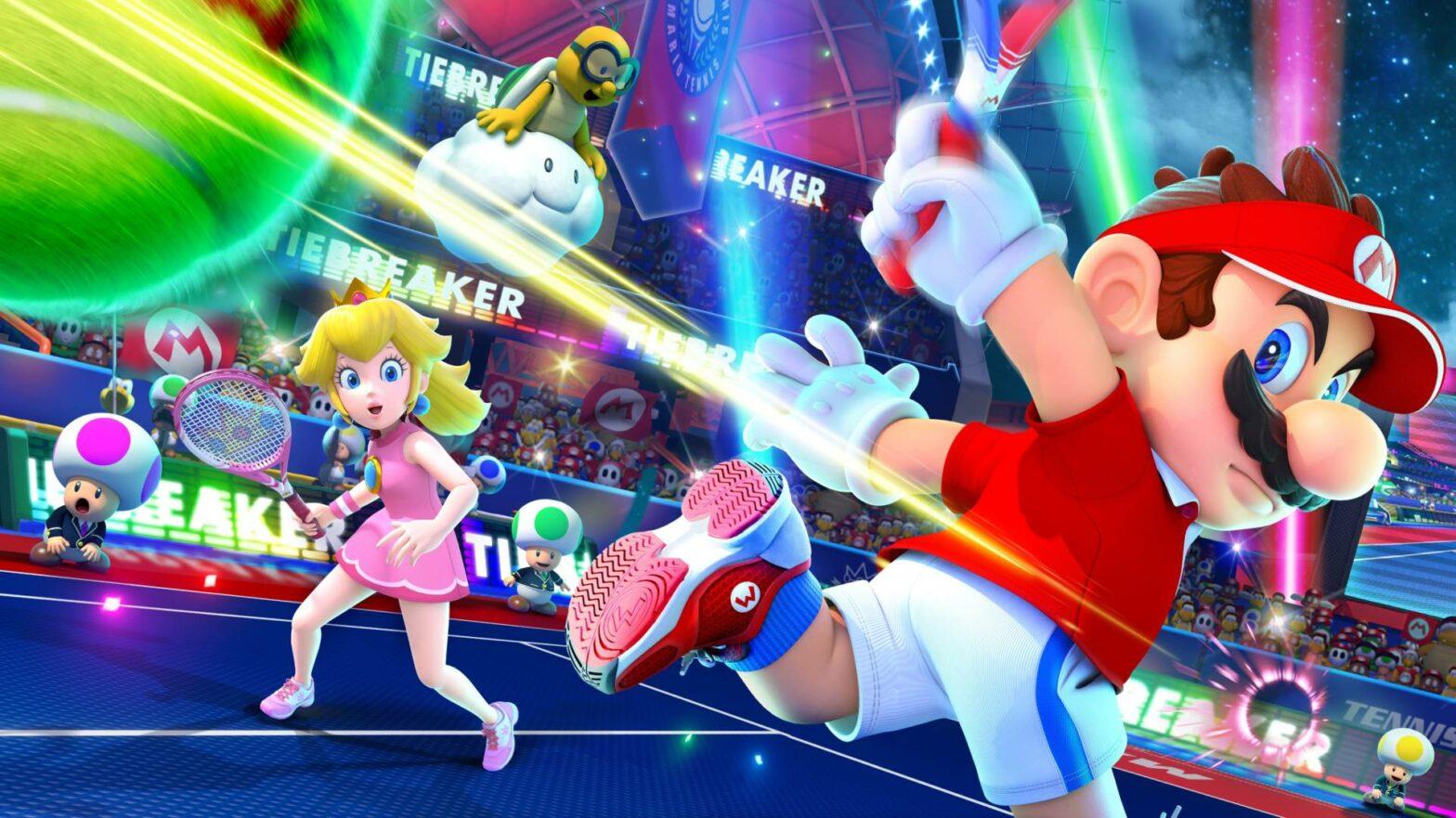 Mario Tennis Aces: Nintendo lädt zum Pre-Launch Online-Turnier ein