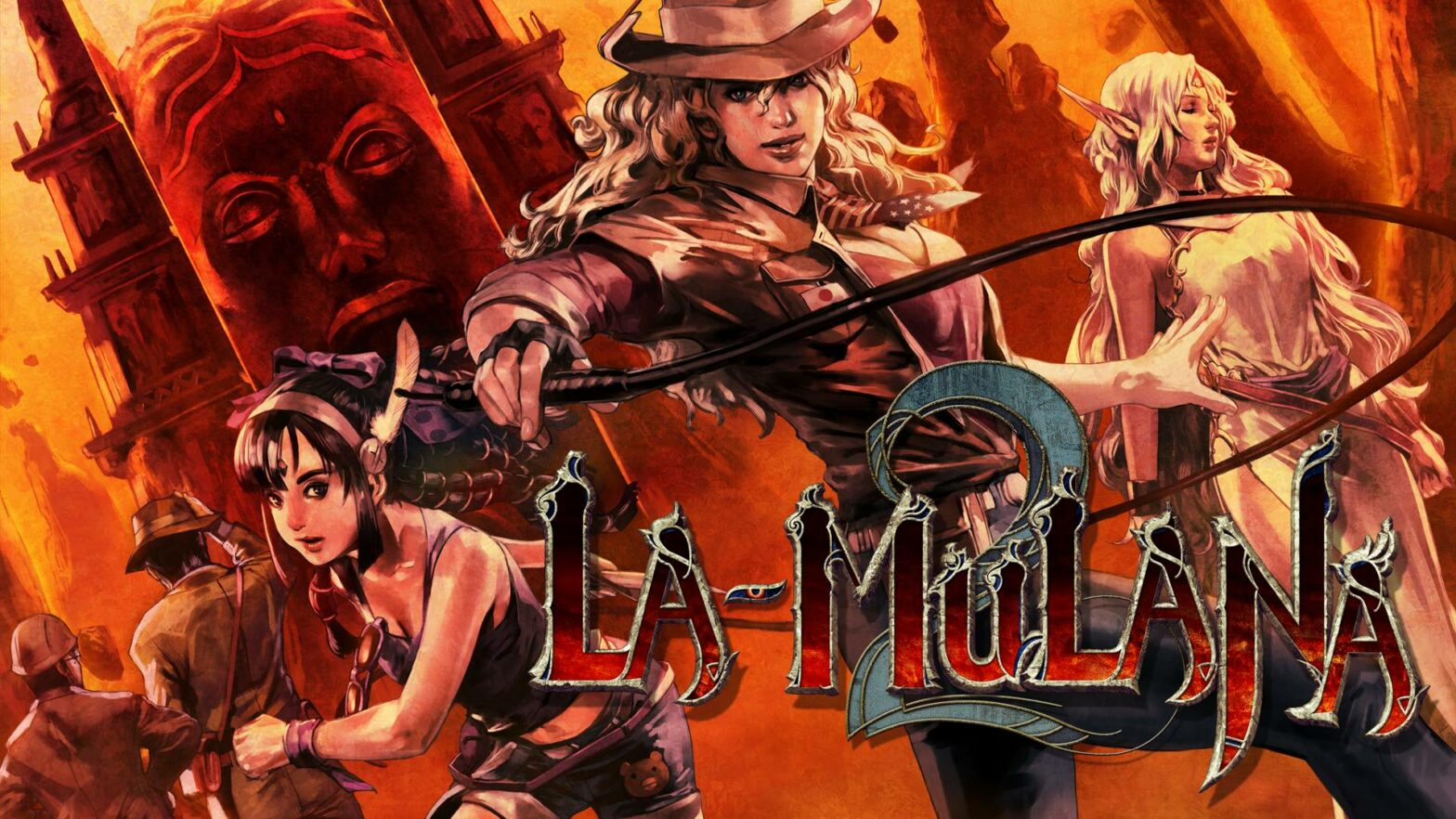 La-Mulana 2 veröffentlicht