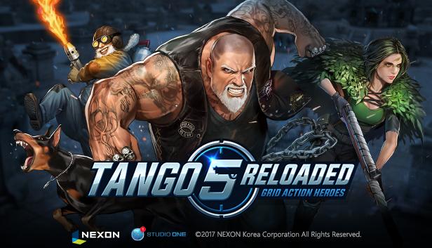 Open Beta für Tango 5 Reloaded verlängert – mit Gewinnspiel