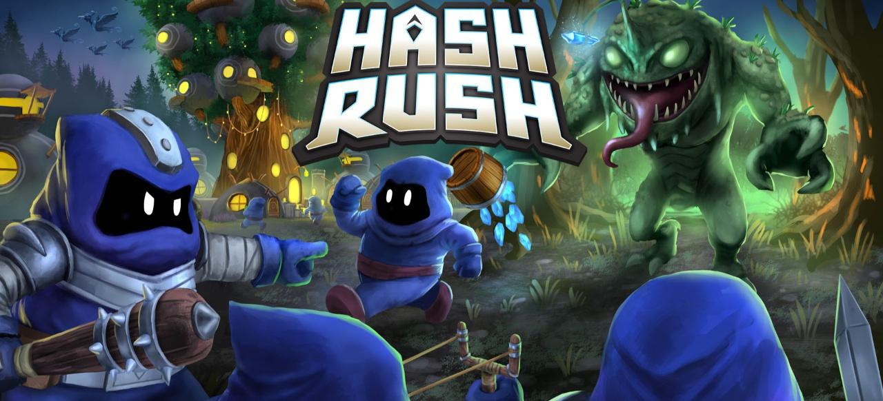Hash Rush – Closed Beta