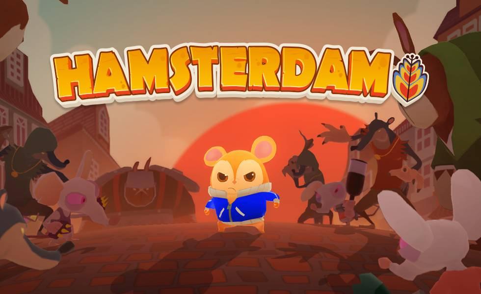 Hamsterdam: actiongeladenes Hamster-Fu Beat 'em up enthüllt