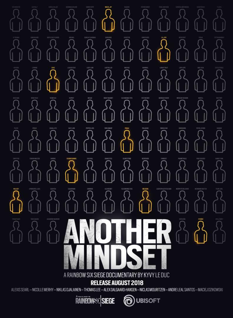 Neuer Teaser zu Tom Clancys Rainbow Six Siege Dokumentation Another Mindset