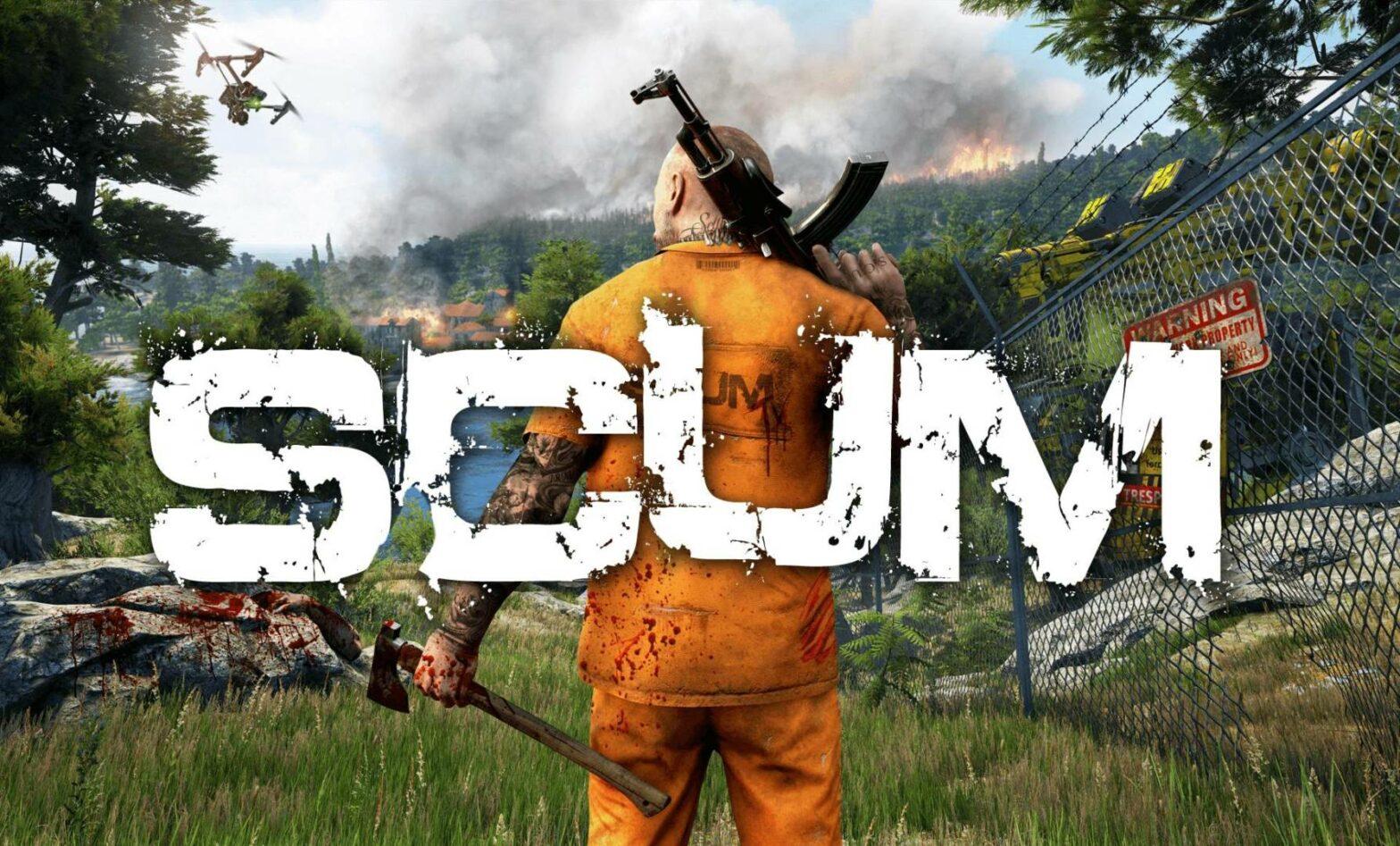 Scum auf Steam Early Access veröffentlicht
