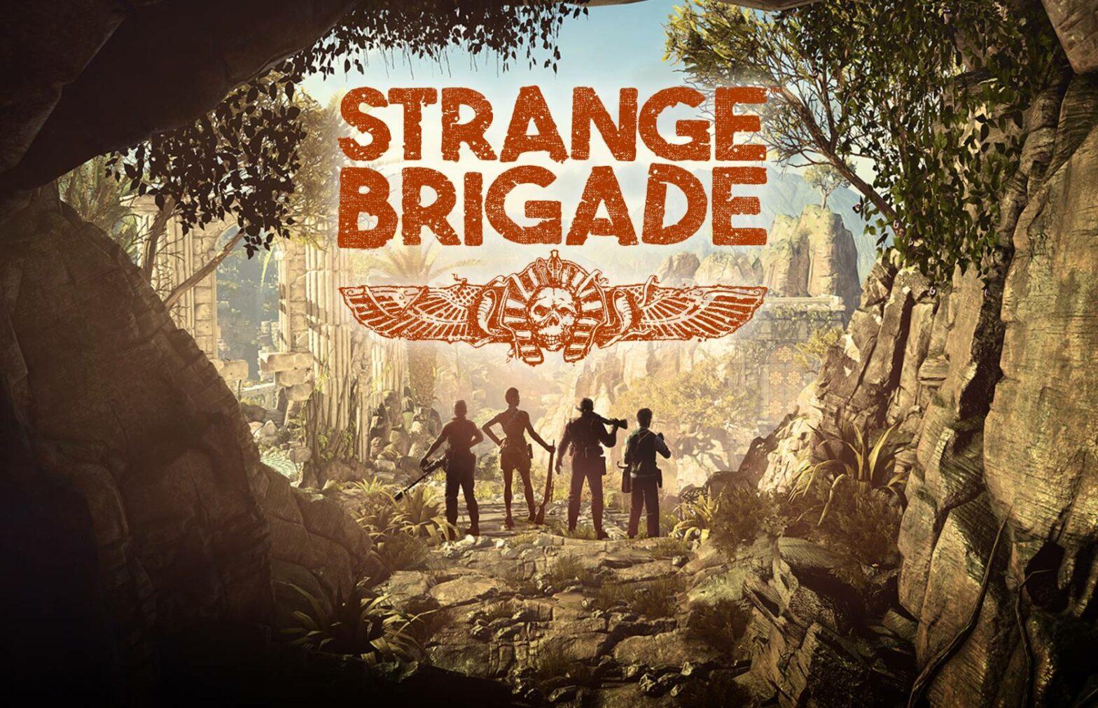 Strange Brigade ab sofort für PC, Xbox One und PS 4 erhältlich