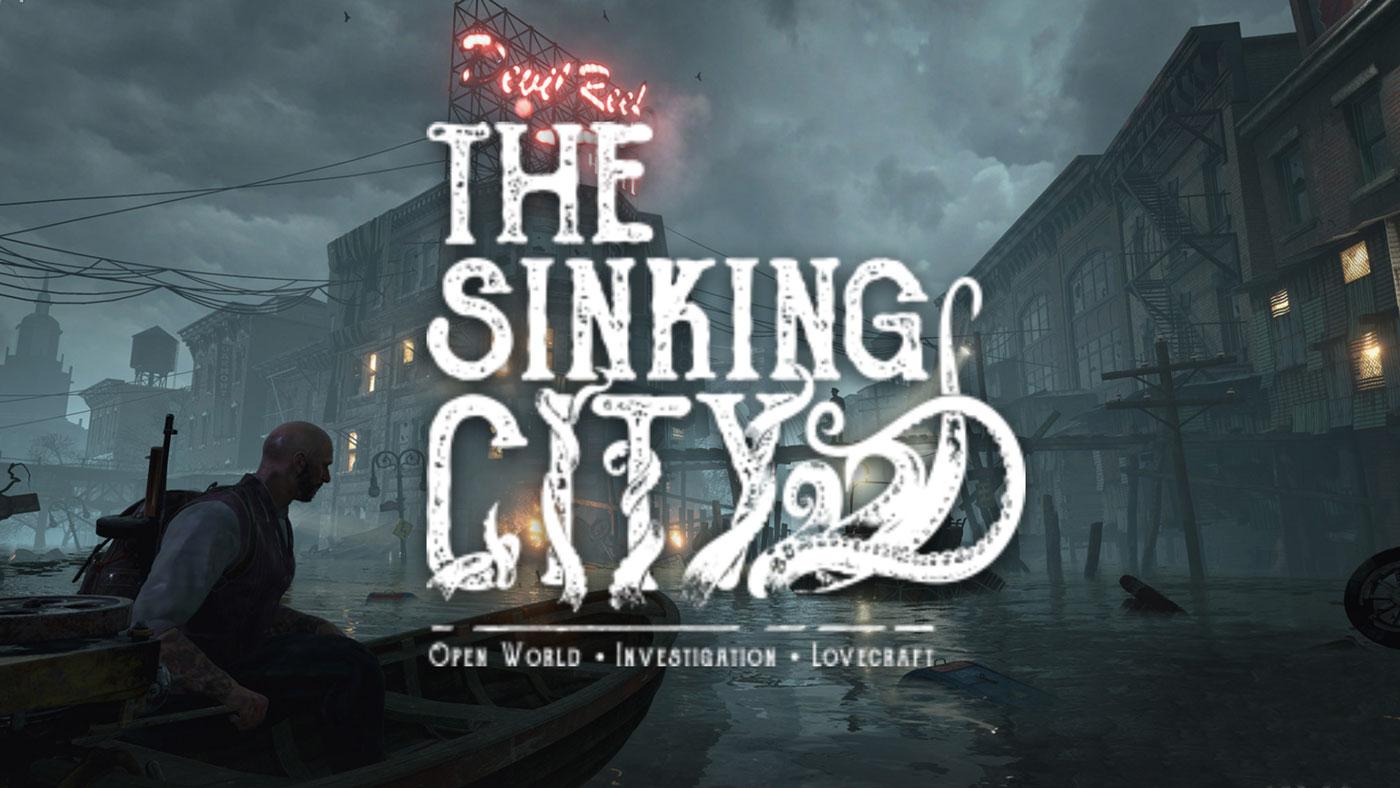 The Sinking City: Kommentiertes Gameplay Video