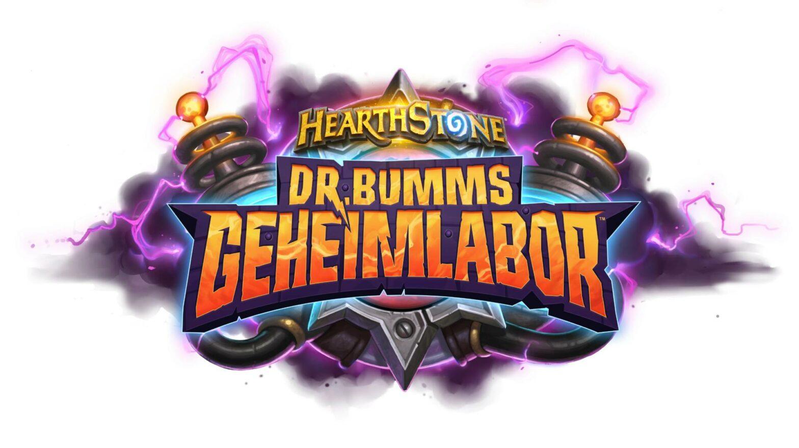 Hearthstone: Dr. Bumms Geheimlabor ist geöffnet