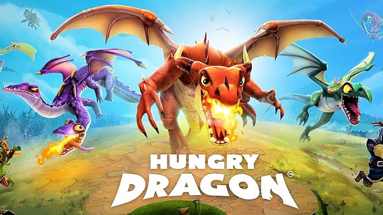 Hungry Dragon für iOS und Android erhältlich