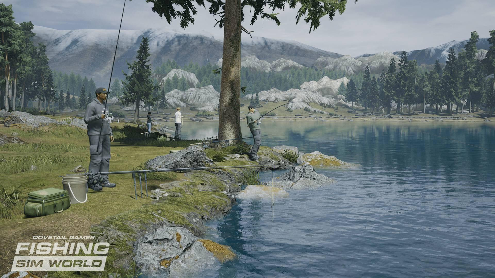 Fishing Sim World ist ab sofort auf PS4, Xbox One und PC erhältlich