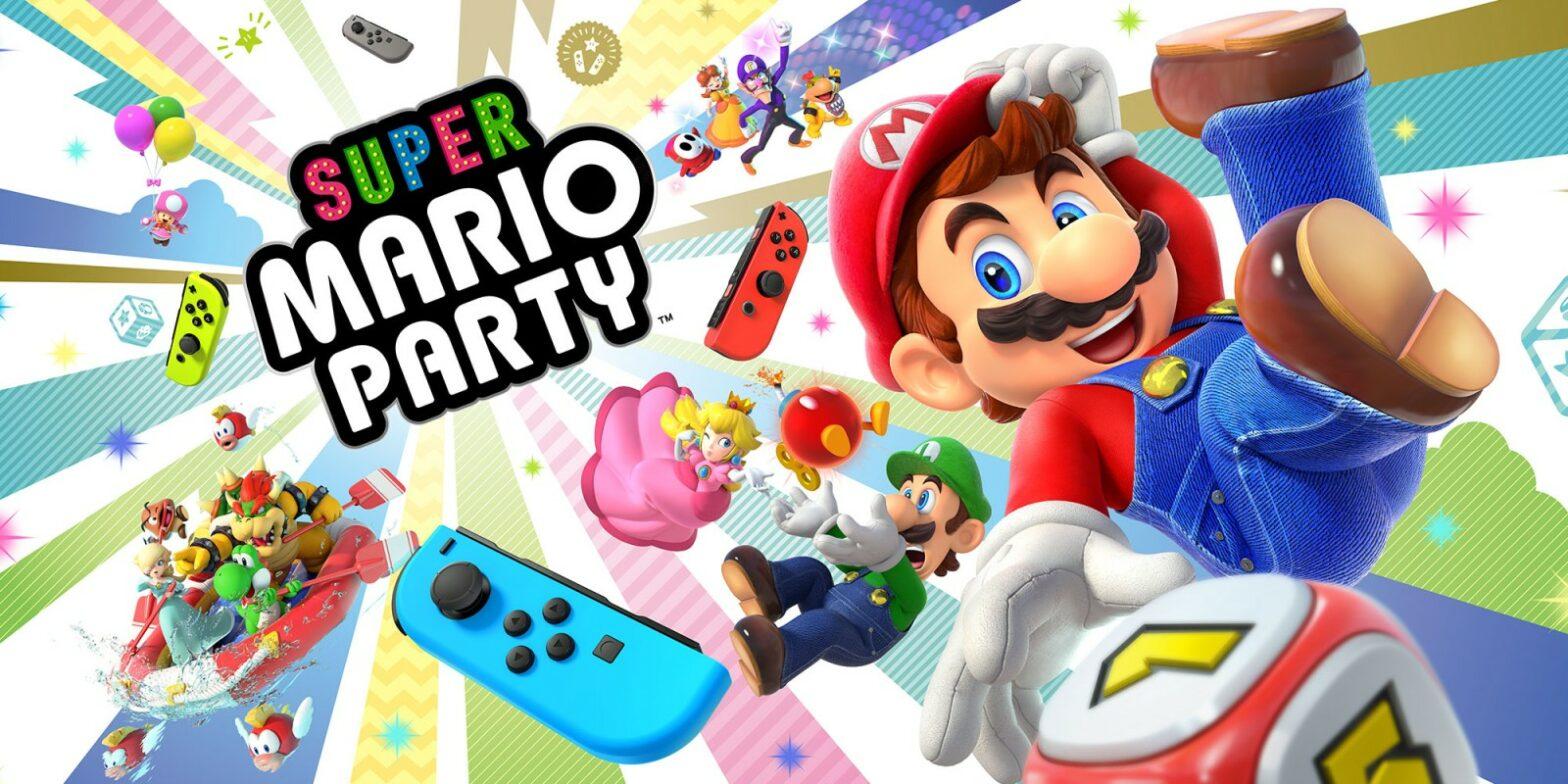 Zwei neue Trailer zu Super Mario Party