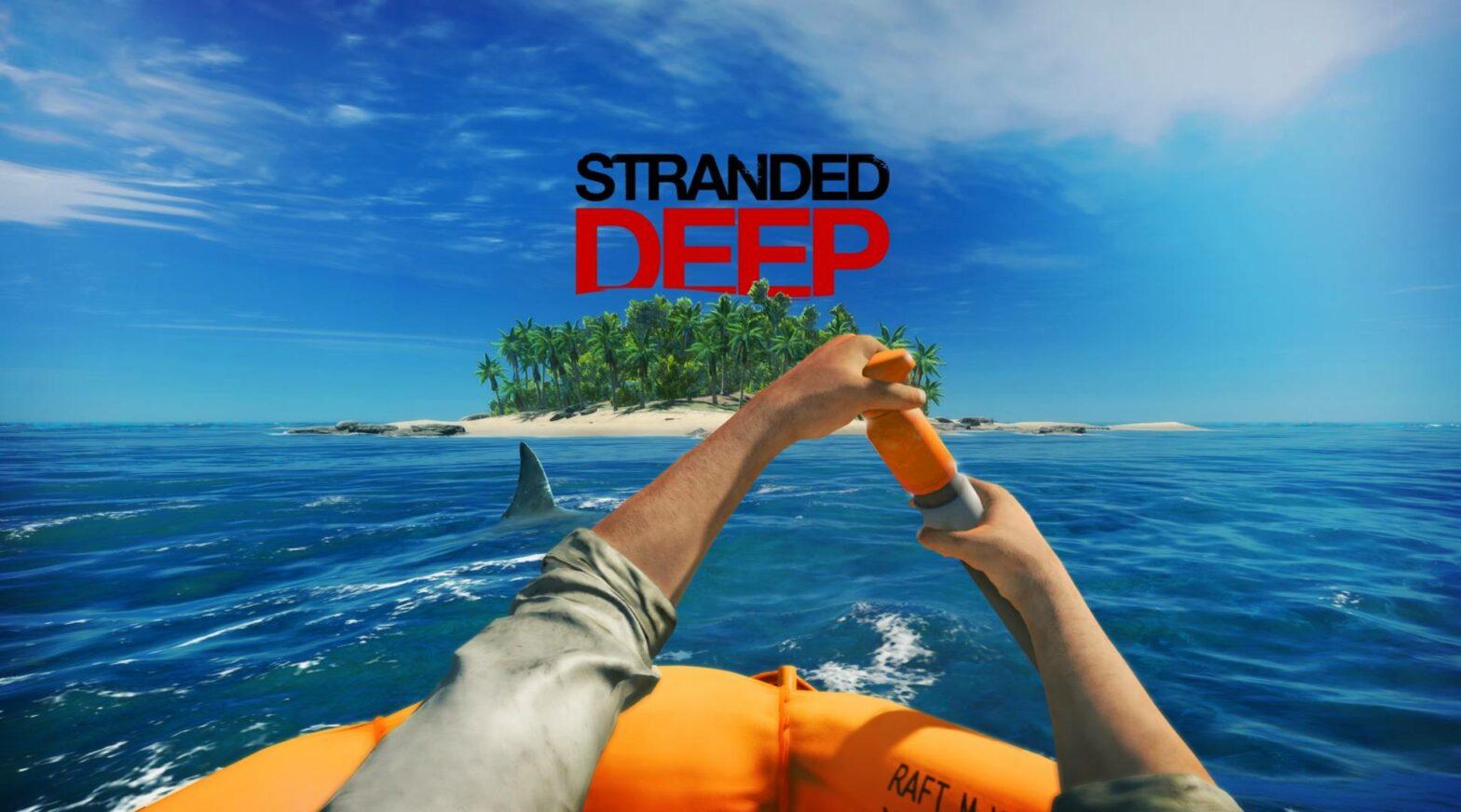 """Survival-Spiel """"Stranded Deep"""" erscheint am 9. Oktober auf PS4 und Xbox One"""