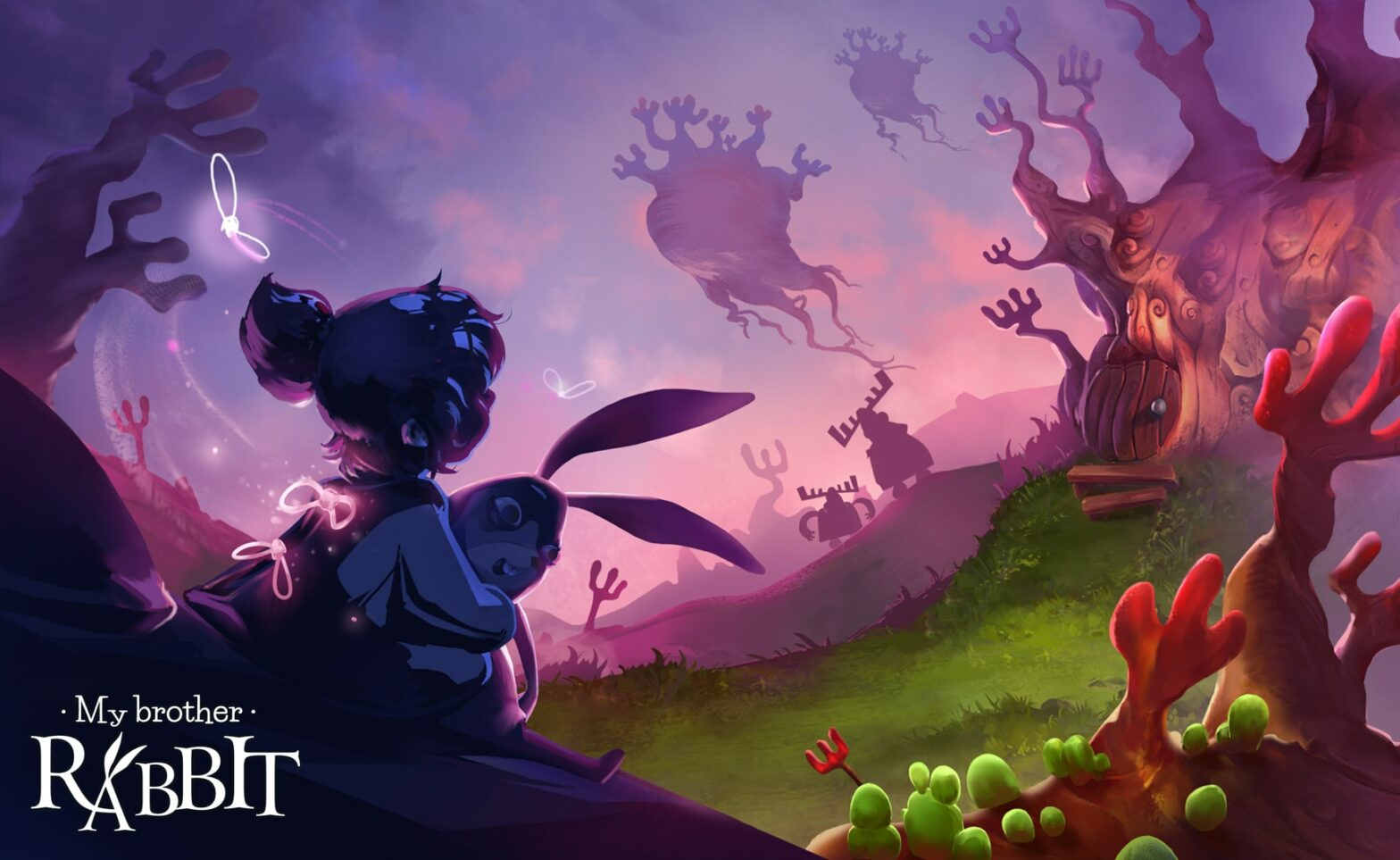 My Brother Rabbit erscheint für Switch, PS4, XBoxOne, PC und Mac