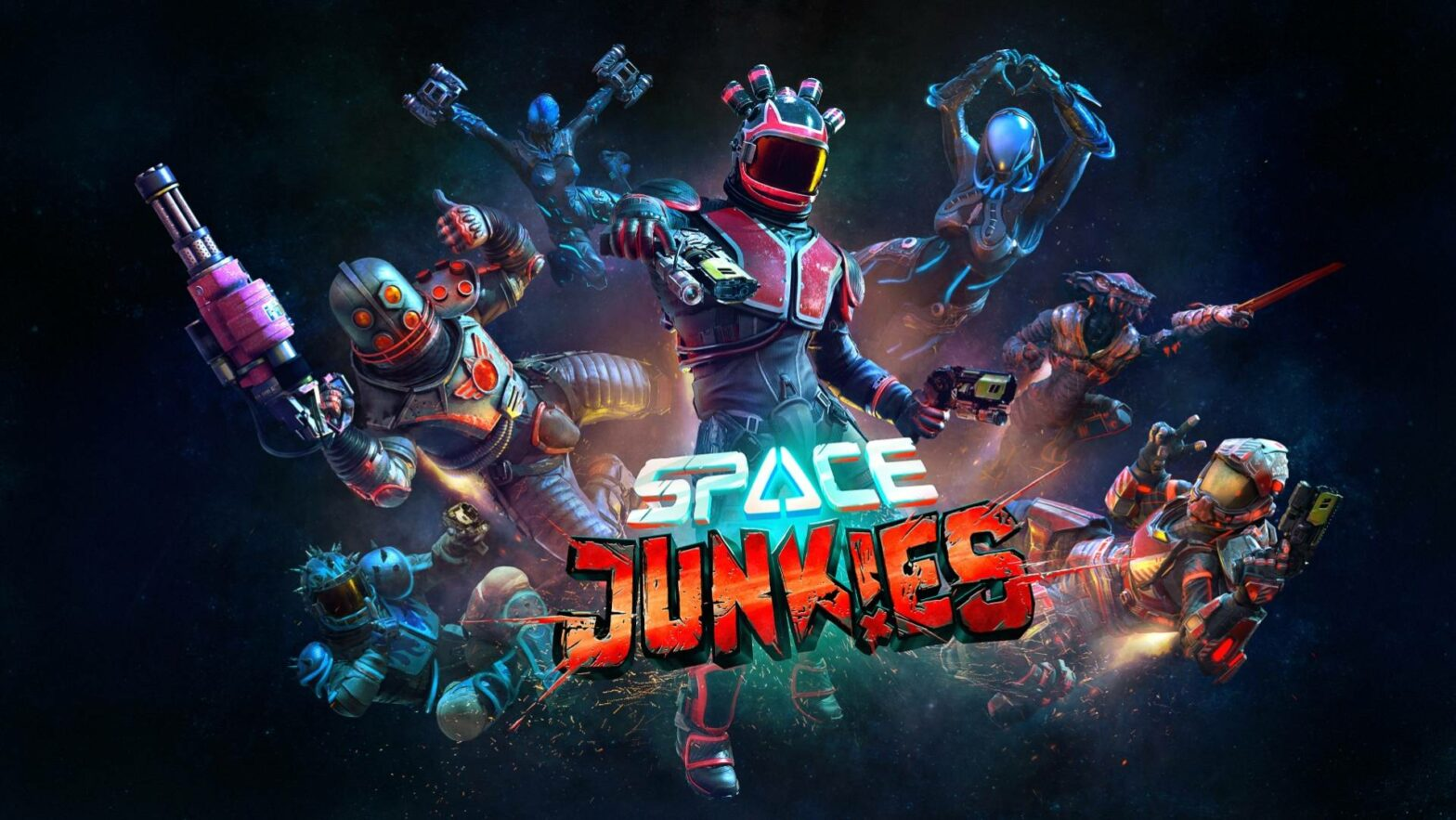 Space Junkies: Closed Beta startet am 26. September
